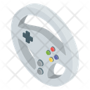 Game Steering Icon