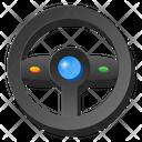 Gaming Wheel Game Steering Steering Icon