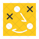 Game strategy Icon