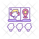 Game Streaming Icon