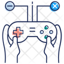 Game Testing Strategy Game Development Icon