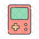 Game Watch Console Game Icon