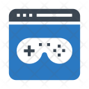 Game Browser Online Icon
