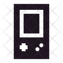 Gameboy Game Console Icon