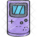 Gameboy Colour Console Icon