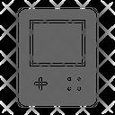 Gameboy Game Retro Icon
