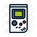 Gameboy Handhold Game Game Controller Icon
