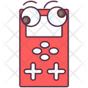 Video Game Gameboy Retro Game Icon