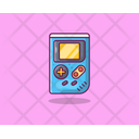 Portable Video Game Gameboy Handheld Game Icon