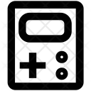 Gameboy Game Saint Icon