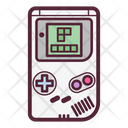 Gameboy Handheld Game Console Gaming Icon