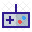Gamepad Joystick Game Icon