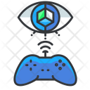 Gamepad Vr Controller Icon