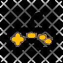 Gamepad Game Controller Icon