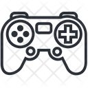 Gamepad Game Controllermremote Joystick Icon