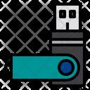 Flashdrive Device Computer Icon