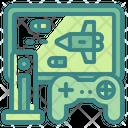 Gamepad Joystick Gamer Icon