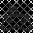 Games Joystick Gamepad Icon