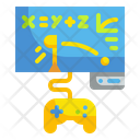 Gamification Gamepad Learning Icon