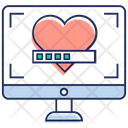 Gaming Hearts Game Hearts Life Icon