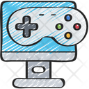 Gaming Games Pastime Icon