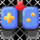 Gaming Joystick Travel Icon