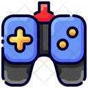 Gaming Joystick Travel Icon