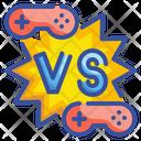 Versus Gaming Electronics Technology Multimedia Icon