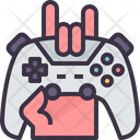 Gaming Lover Controller Icon