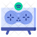 Gaming Area Technology Smart Home Icon