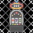 Reel Slot Machine Slot Machine Poker Machine Icon