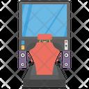 Racing Simulator Racing Game Video Game Icon