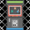 Video Bingo Bingo Game Slot Machine Icon
