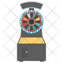 Progressive Slot Wheel Of Fortune Casino Game Icon