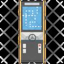 Progressive Slot Slot Machine Casino Game Icon