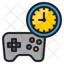 Gaming Time Icon