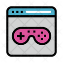 Gaming Webpage Icon
