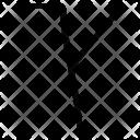 Gamma Lower Case Icon