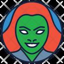 Gamora Fantasy Feminist Avenger Vision Icon