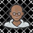 Gandhi Civil Rights Icon