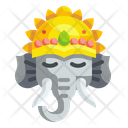 Ganesha India Hinduism Icon