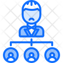 Gang Structure Icon