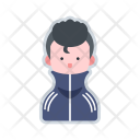 Gangster Avatar Man Icon