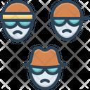 Gang Smattering Clique Icon