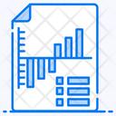 Gantt Chart Gantt Diagram Data Analytics Icon