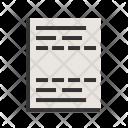 Gantt Chart Icon