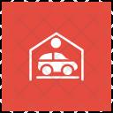 Cars Garage Vehicle Icon