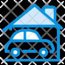 Garage Cars Vehicle Icon
