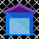 Garage Storage Unit Icon