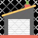 Storage Garage Unit Icon